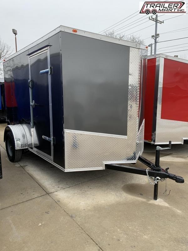 2021 Eagle 6X10SA Enclosed Cargo Trailer