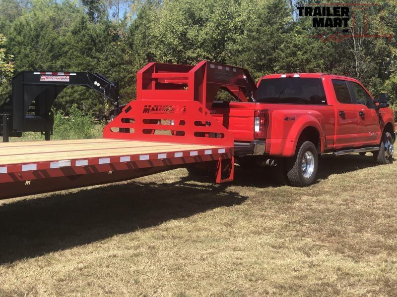 2020 Midsota FB40-GN Equipment Trailer