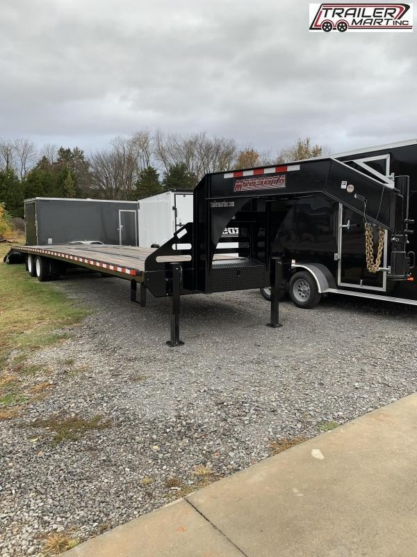 2020 Midsota FB40GN Equipment Trailer