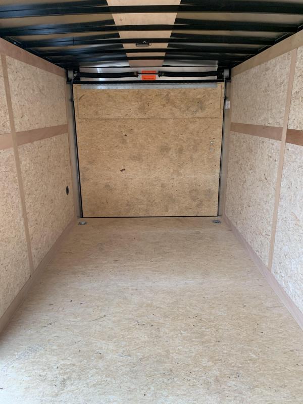 2021 Haulmark TSV714T2 Enclosed Cargo Trailer