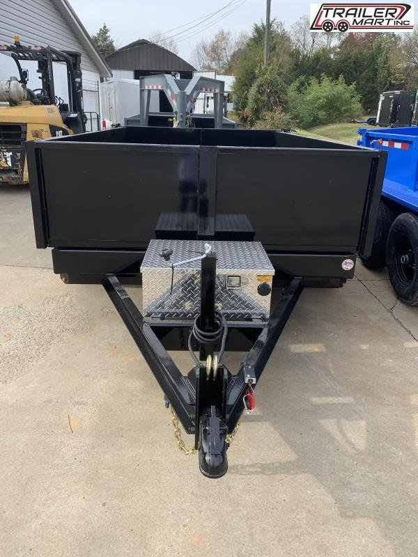 2021 Cam Superline P8610LPDT (8K Advantage Low Profile Dump Trailer 6x10) Dump Trailer