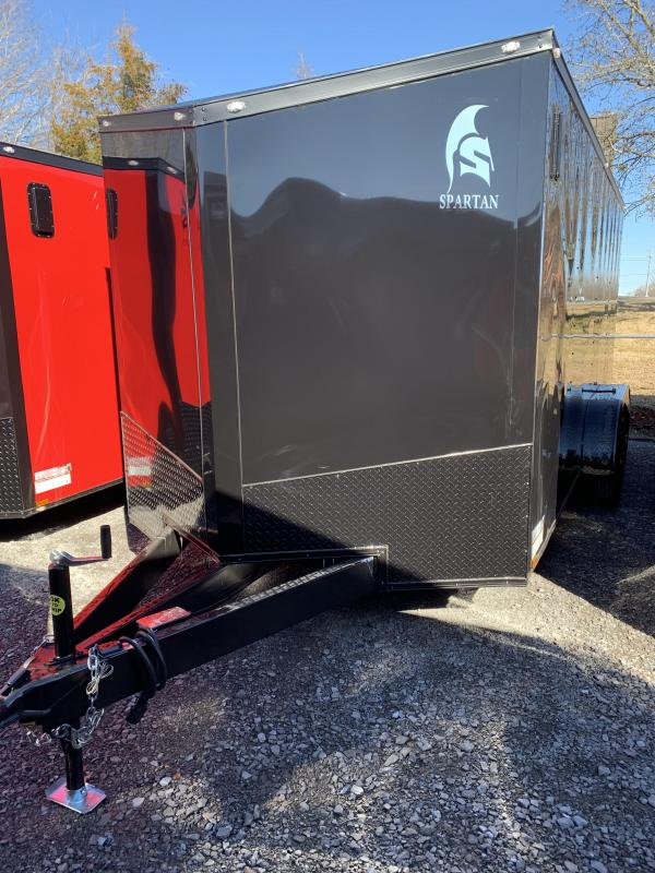 2021 Spartan Cargo Spartan S7X16TA Enclosed Cargo Trailer
