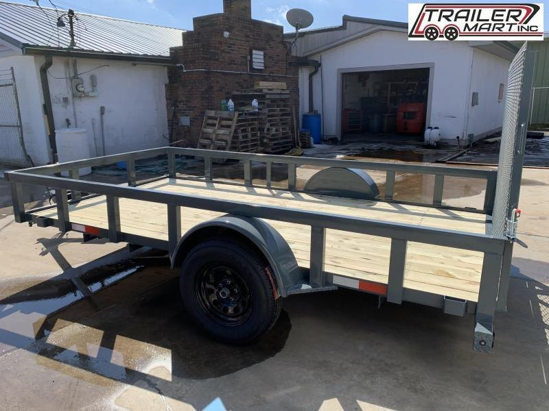 2021 GPS Trailers GT614 Utility Trailer