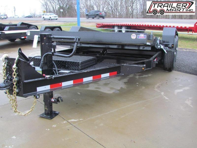 2020 Cam Superline 18' Full Tilt  7Ton Equipment Trailer