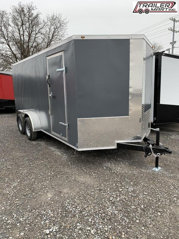 2021 Eagle 7X16TA2 Enclosed Cargo Trailer