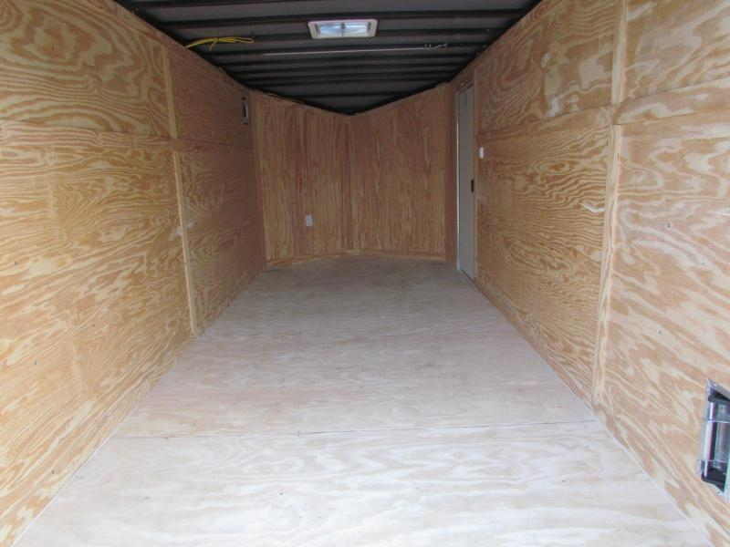 2021 Spartan7X16 Commercial Grade Enclosed Trailer - Work Play and Camp