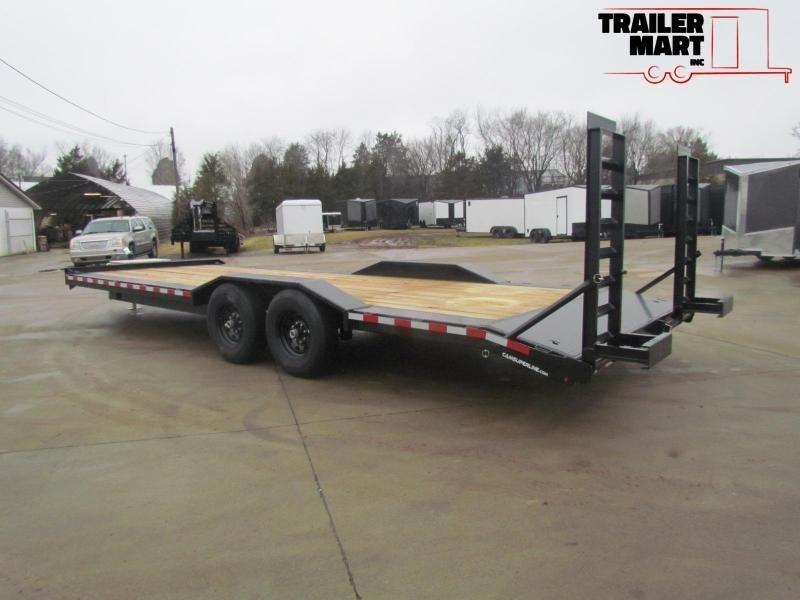 2020 Cam Superline 18+2 7 ton  Equipment Trailer