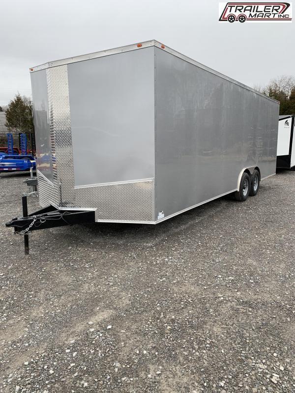 2021 Eagle 8.5X24TA3 Enclosed Cargo Trailer