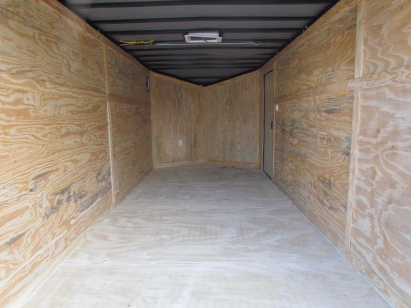 2020 Spartan 7X14 Commercial Grade 3 in 1 Enclosed Cargo Trailer