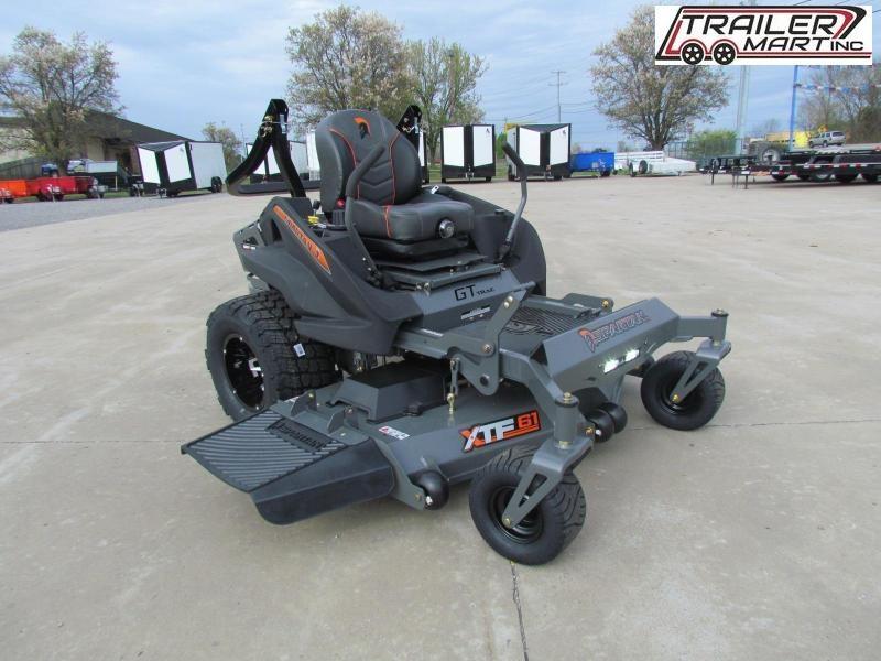 "2021 Spartan Mowers SRT HD KAW 61"" Lawn Mowers"