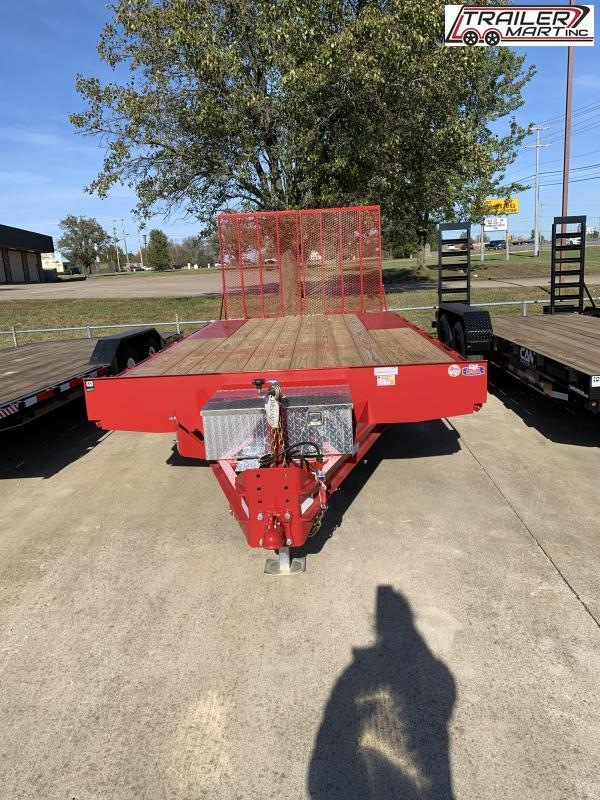 2021 Cam Superline P5CAM818LDDO (5 Ton General Duty Deckover Trailer 8.5 x 18B9) Utility Trailer