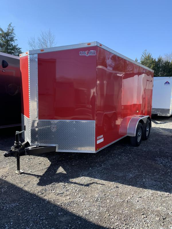 2021 Cynergy Cargo 7X14TA2 Enclosed Cargo Trailer