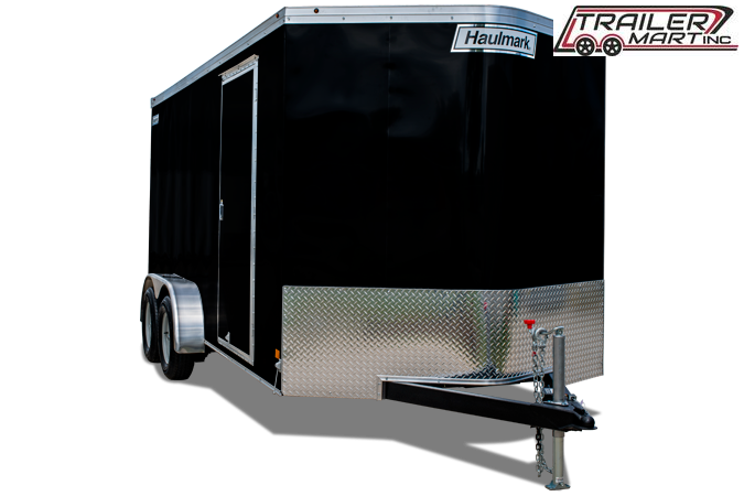 2021 Haulmark TSV714T2 Enclosed Cargo Trailer