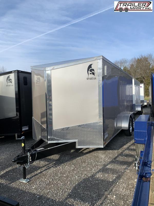 2021 Spartan Cargo Spartan S7X16TA Enclosed Cargo Trailer