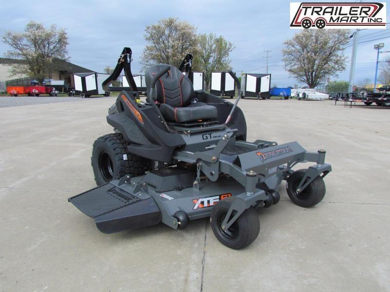 """2021 Spartan Mowers RZ HD BRIGGS 61"""" Lawn Mowers"""