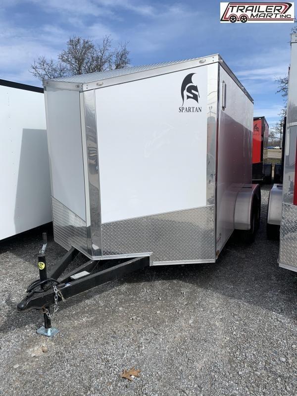 2021 Spartan Cargo Spartan SP7X12TA Enclosed Cargo Trailer