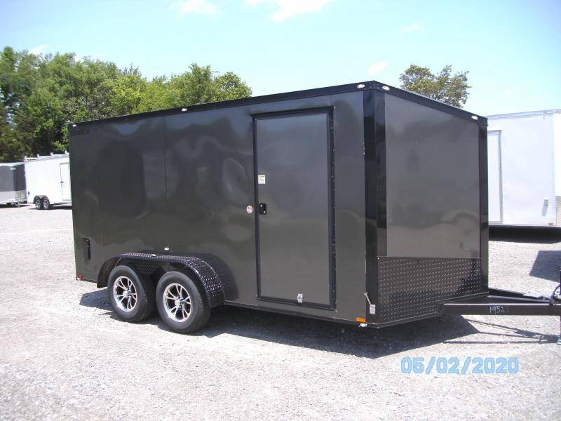 2021 Spartan 7X14 Commercial Grade 3 in 1 Enclosed Trailer