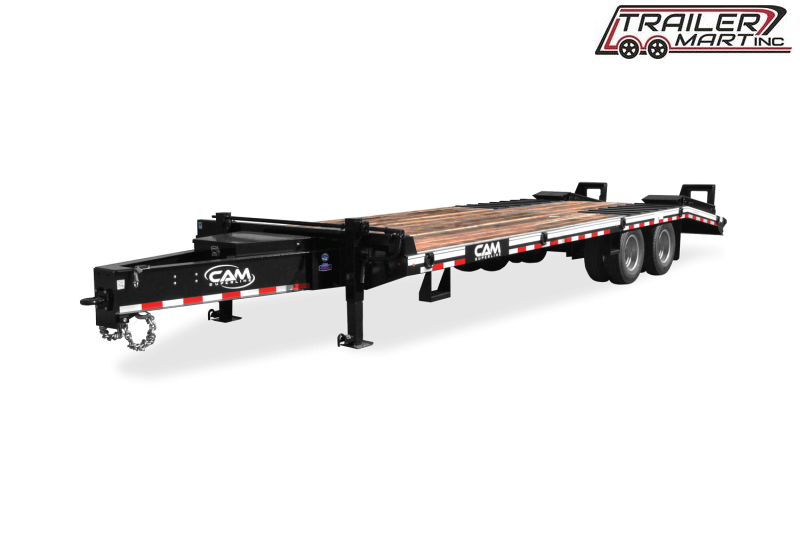 2021 Cam Superline P10CAM8205TESR Equipment Trailer