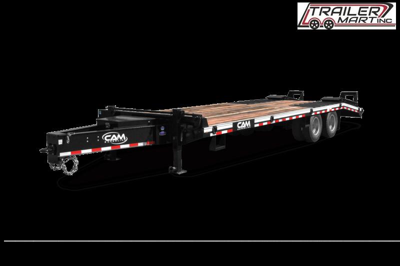 2021 Cam Superline P10CAM8205TESR Equipment Trailer