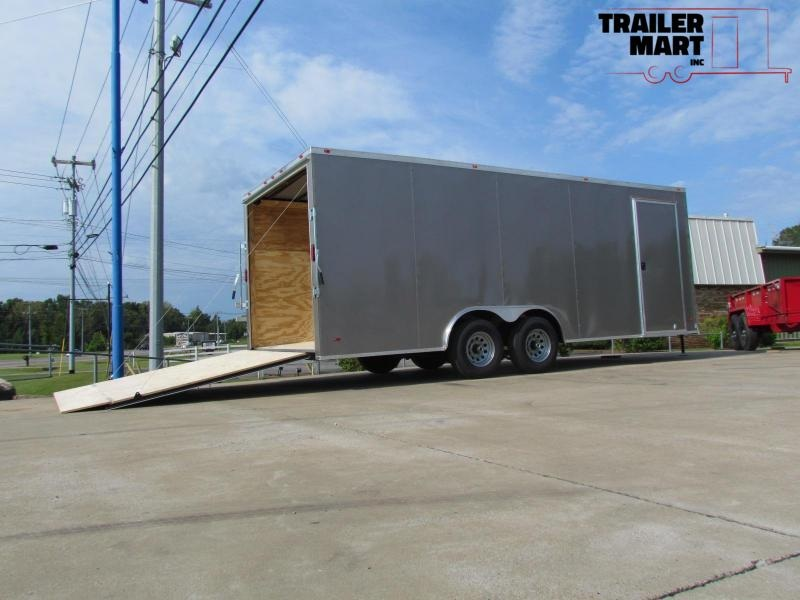 2021 Eagle 8.5X20 Car Hauler