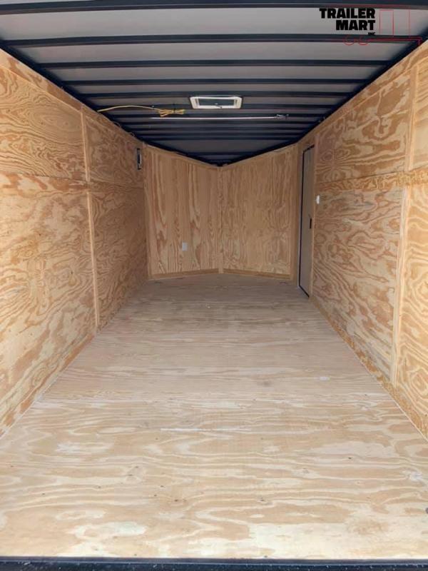 2021 Spartan 7X14TA Enclosed Cargo Trailer