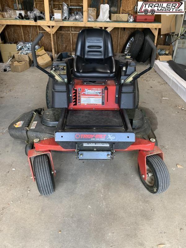 2012 Troy - Bilt Mustang XP 20 HP Koher Lawn Mowers