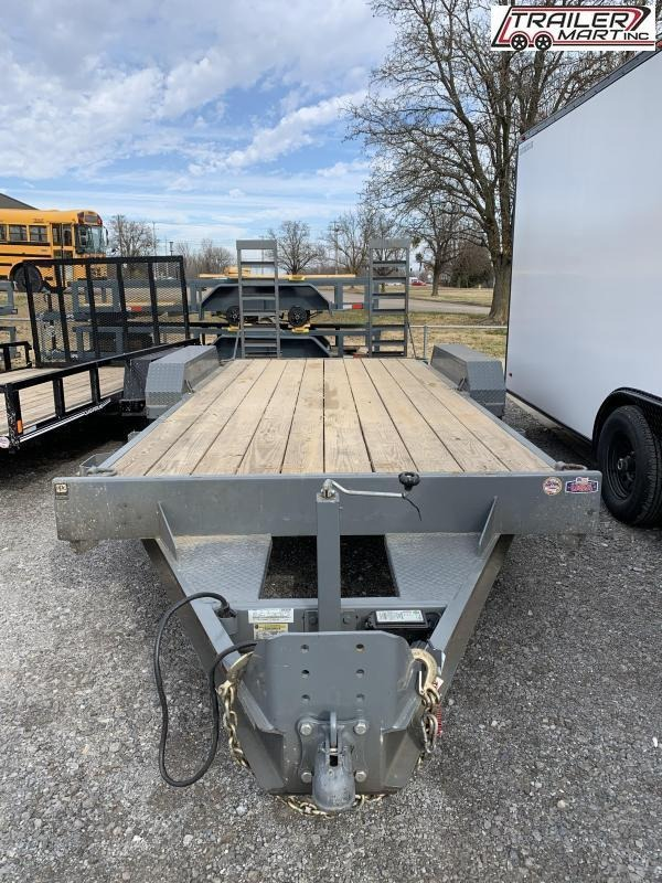 2020 Cam Superline P7EC162C (7 Ton Equipment Hauler Beavertail Trailer 8.5 x 16+2) Equipment Trailer