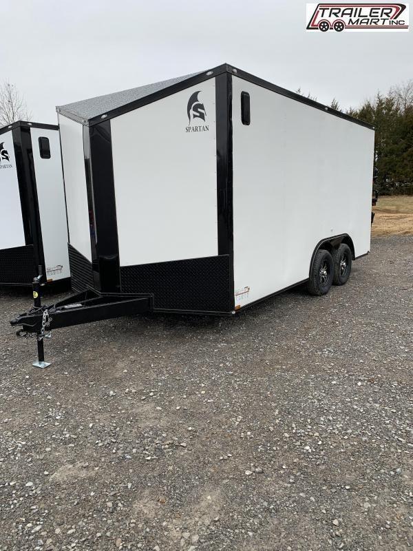 2021 Spartan Cargo Spartan S8.5X16TA Enclosed Cargo Trailer