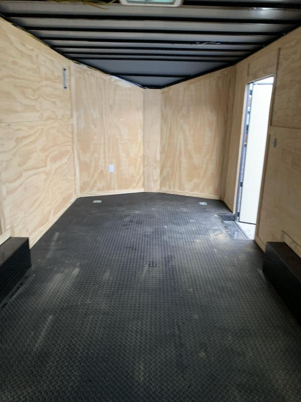 2021 Spartan Cargo Spartan S8.5X18TA Enclosed Cargo Trailer