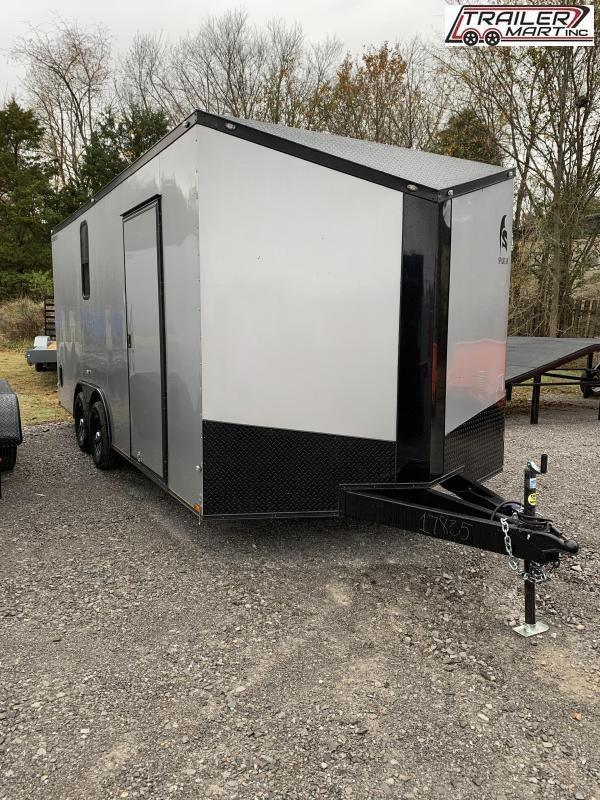 2021 Spartan Cargo Spartan S8.5X18TA Enclosed Cargo Trailer