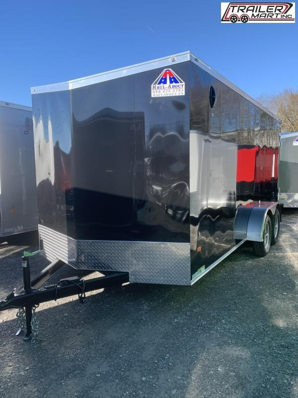 2021 Haul-About CGR716TA2 Enclosed Cargo Trailer
