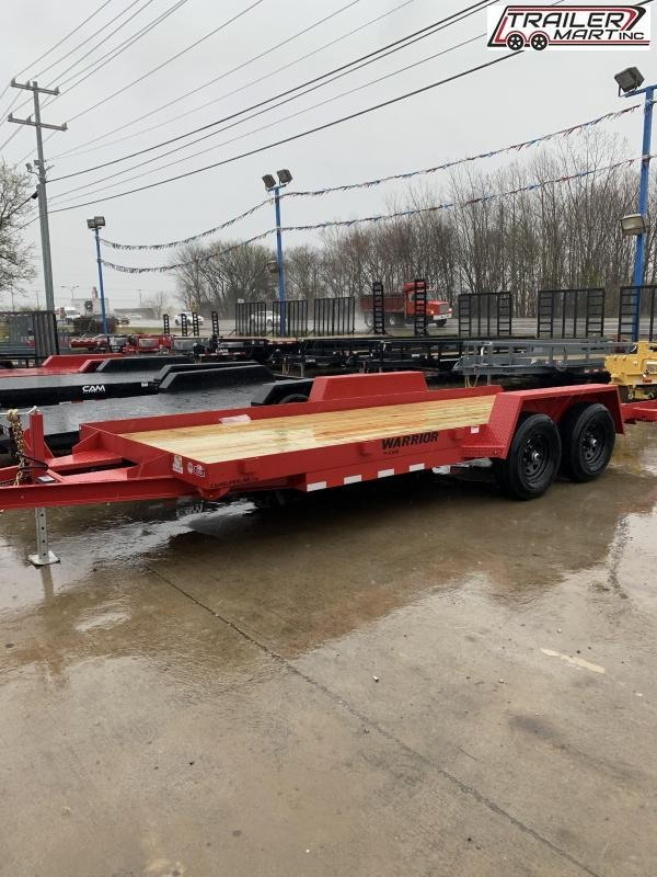 2021 Cam Superline P4EC18W102 Utility Trailer