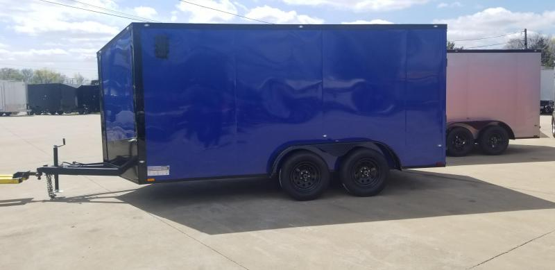 2020 Spartan 7X14TA  Commercial Grade 3 in 1 Enclosed Trailer