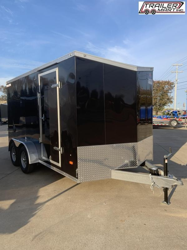 2021 Haul-About PAN714TA2 Enclosed Cargo Trailer