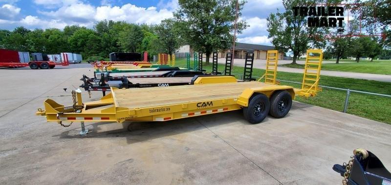 2021 Cam Superline 18+2 Equipment Hauler Trailer