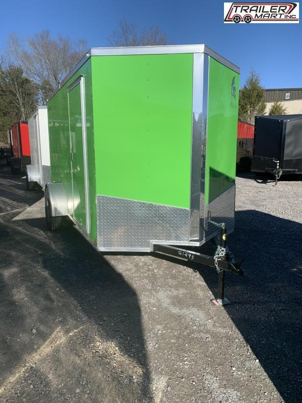 2021 Spartan Cargo Spartan S6X12SA Enclosed Cargo Trailer
