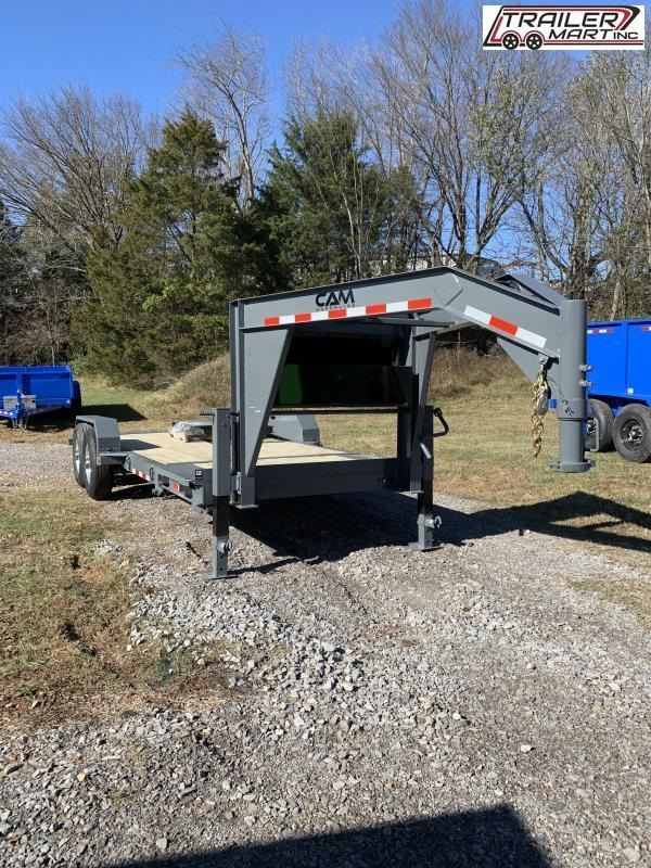 2021 Cam Superline P7CAM174STTXWGN Flatbed Trailer