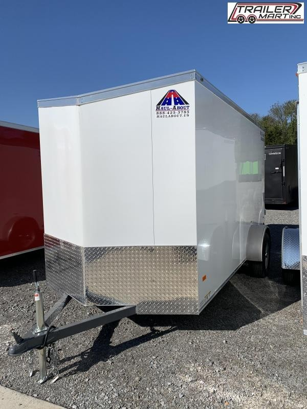 2021 Haul-About PAN612SA Enclosed Cargo Trailer