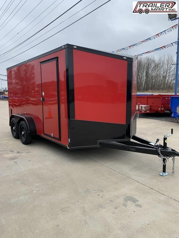 2021 Spartan Cargo Spartan S7X14TA Enclosed Cargo Trailer