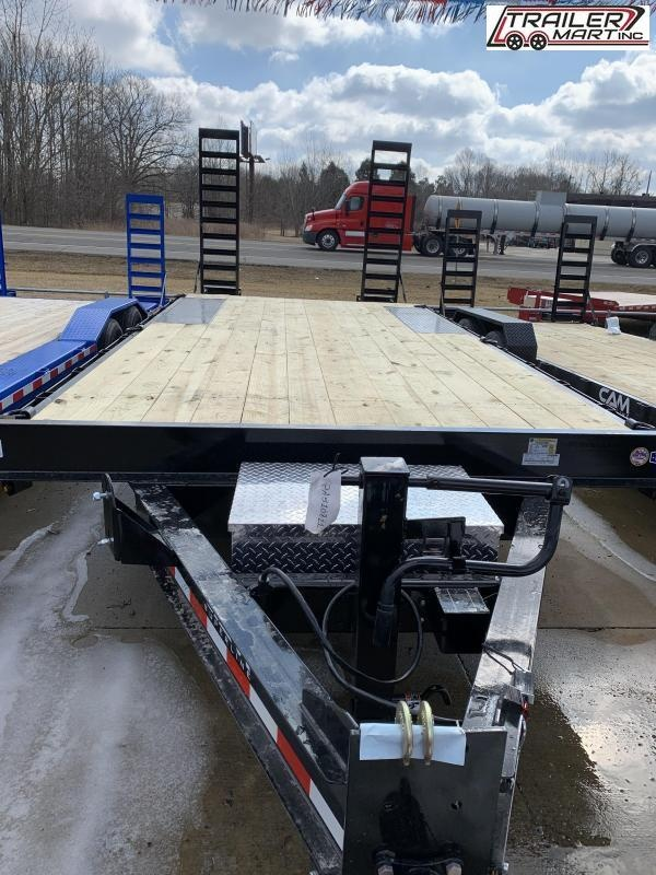 2021 Cam Superline P7CAM8164DO (7 Ton Standard Duty Deckover Trailer 8.5 x 16 + 4) Equipment Trailer