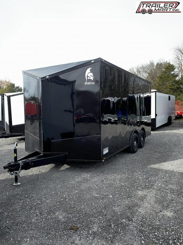 2021 Spartan Cargo Spartan S8.5X16TA Enclosed Cargo Trailer