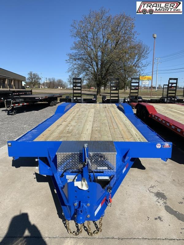 2021 Cam Superline P7EC222CFW (7 Ton Full Width Drive Over Fender Trailer 8.5 x 22+2) Equipment Trailer