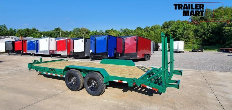 2021 Cam Superline 18+2 Equipment Hauler Trailer