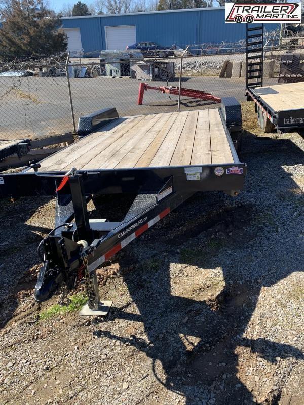 2020 Cam Superline P5CAM18CH (5 Ton Car Hauler Trailer 18FT Wood Deck) Flatbed Trailer
