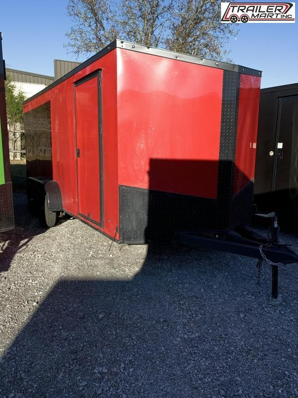2020 Eagle 7X16TA2 Enclosed Cargo Trailer