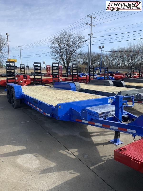 2021 Cam Superline P7CAM20C Equipment Trailer