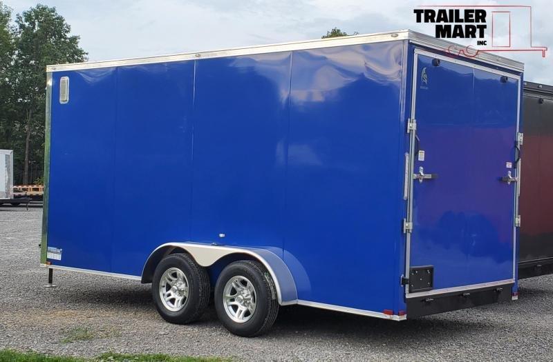 2021 Spartan SP7X16X7TA Enclosed Cargo Trailer