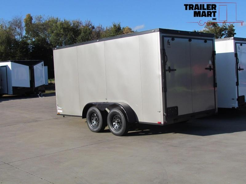 2020 Spartan 7X14 Commercial Grade 3 in 1 Enclosed Trailer