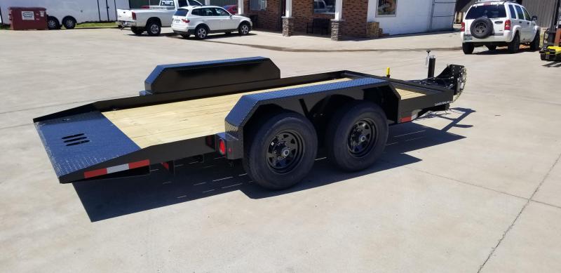 2020 Cam Superline 6X14 Tilt Deck Flatbed Trailer - Single Axle - 5 Ton