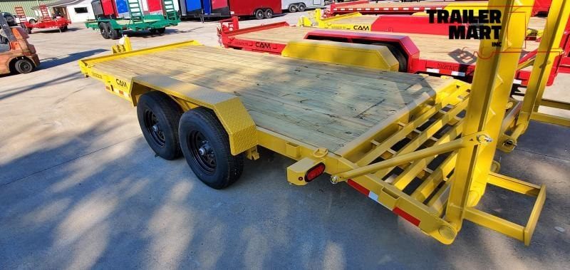 2021 Cam Superline 16+2 Equipment Hauler Trailer